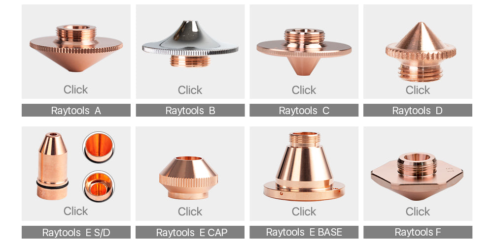 Cloudray Sale In Bulk Raytools A Type Laser Cutting Nozzles