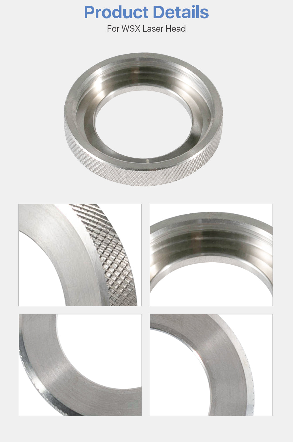 Nozzle Connector Locking Ring