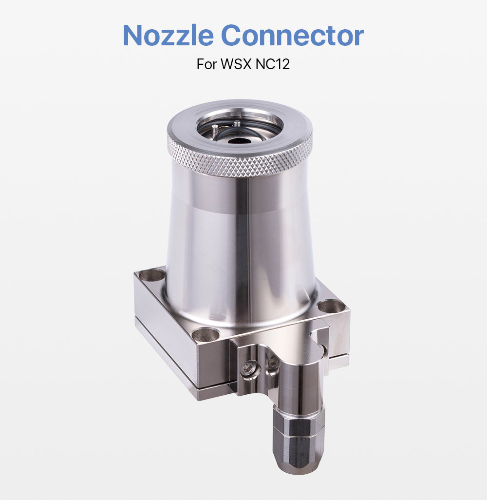 Nozzle Connector for WSX NC12 Fiber Laser Cutting Head
