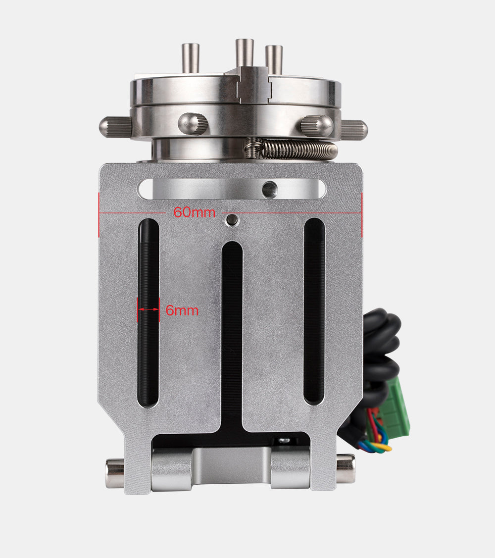 Cloudray D69 Mini Type Rotary Attachment Set
