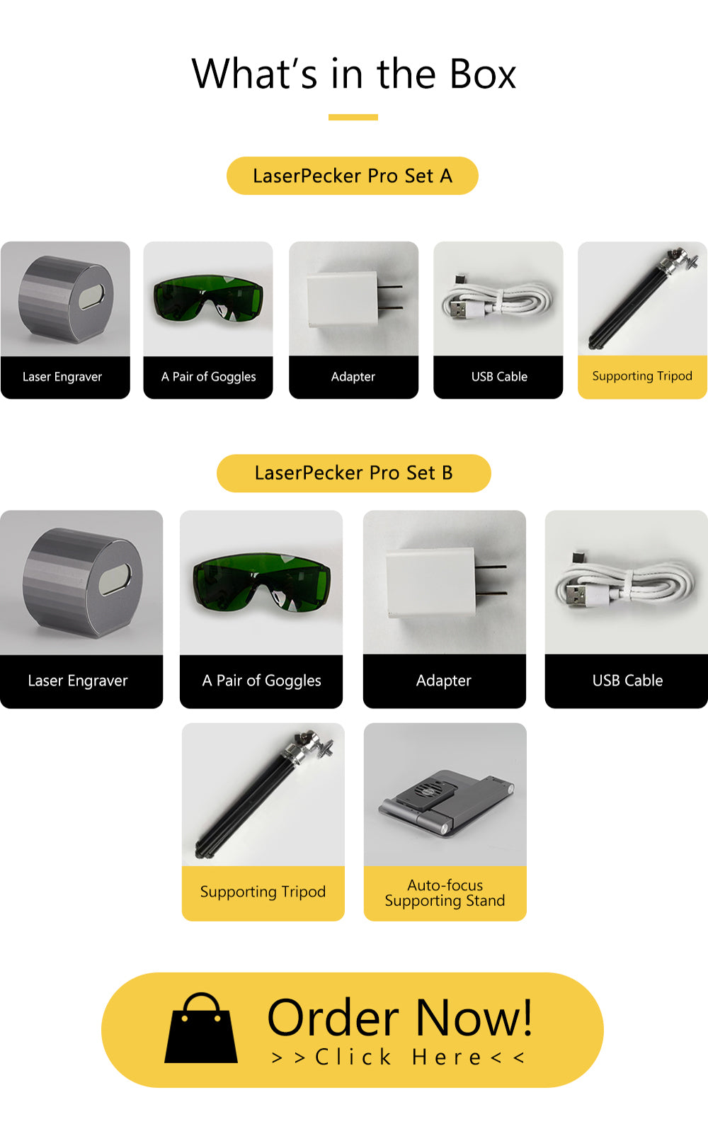 Cloudray Laserpecker Pro Portable Laser Marking Machine With Safety Goggles