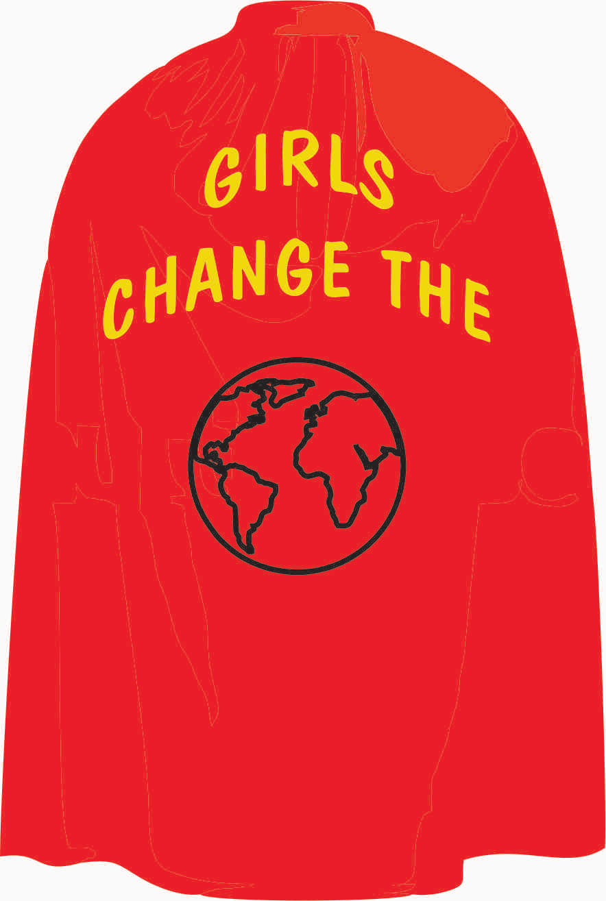 Girls Change the World Cape