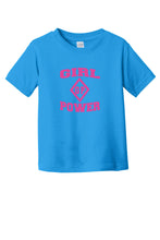Girl Power Toddler Fine Jersey Tee