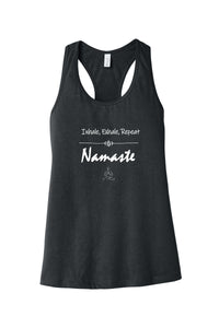 Inhale, Exhale, Repeat Namaste Yoga TankTop