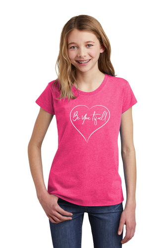 BeYoutiful  Young Girls T-Shirt