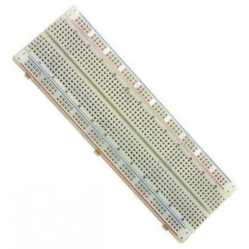 Test Develop DIY 830 Point Solderless PCB Breadboard For MB-102 MB102