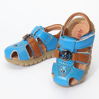 Summer  Infant Toddler Baby Leather Soft Outsole  Sandals Shoes