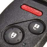 3 Buttons Remote Key with Chip ID46 433 MHz for  Honda Accord FIT Civic Odyssey