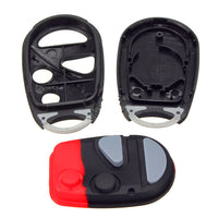 4 Buttons Keyless Remote Key Shell Case Fob For Nissan Infiniti Replacement