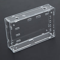 3Pcs Transparent Acrylic Sheet Housing Case For DSO138 Oscilloscope