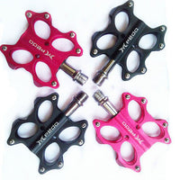Outdoor Bicycle Bike Aluminum Alloy Bearing Pedals