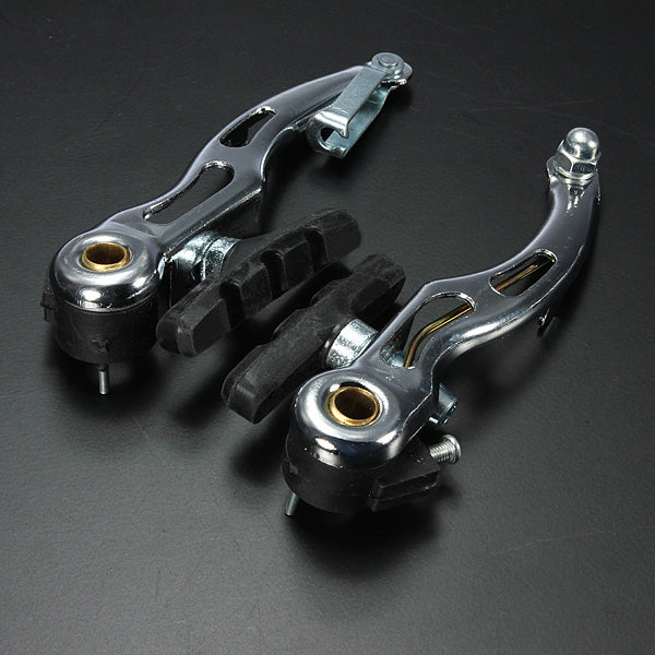 Bike Bicycle MTB Road Aluminum Alloy Front Rear V-Brake Linear Set
