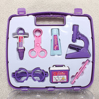 Baby Pretended Doctor Play Set Carry Case Kit Toys