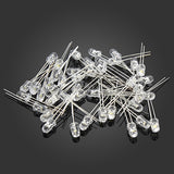 500Pcs 5 Colors 5mm F5 Ultra Bright Round LED Diode Kit
