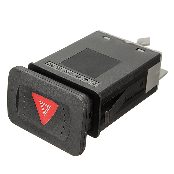Hazard Warning Light Indicator Switch Relay For VW Golf MK4 Bora 98-06