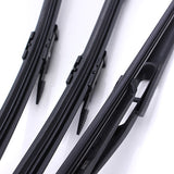 3xACP Front/Rear Windscreen Wiper Blades For Fiat Grande Punto Genuine