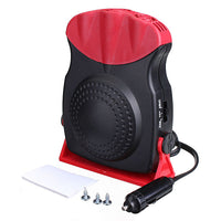 150W 2 in 1 Car Heater Heating and Cool Fan Windscreen Demister Defroster