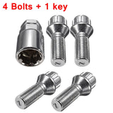 Alloy Wheel Lock Bolts Locking Security Lug Nuts for VW TRANSPORTER T4 T5