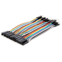 800pcs 10cm Male To Female Jumper Cable Dupont Wire For