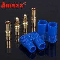 1 Pair Amass EC3 Plug Connector with 3.5mm Banana Plug