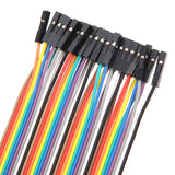 800pcs 30cm Male To Female Jumper Cable DuPont Wire For