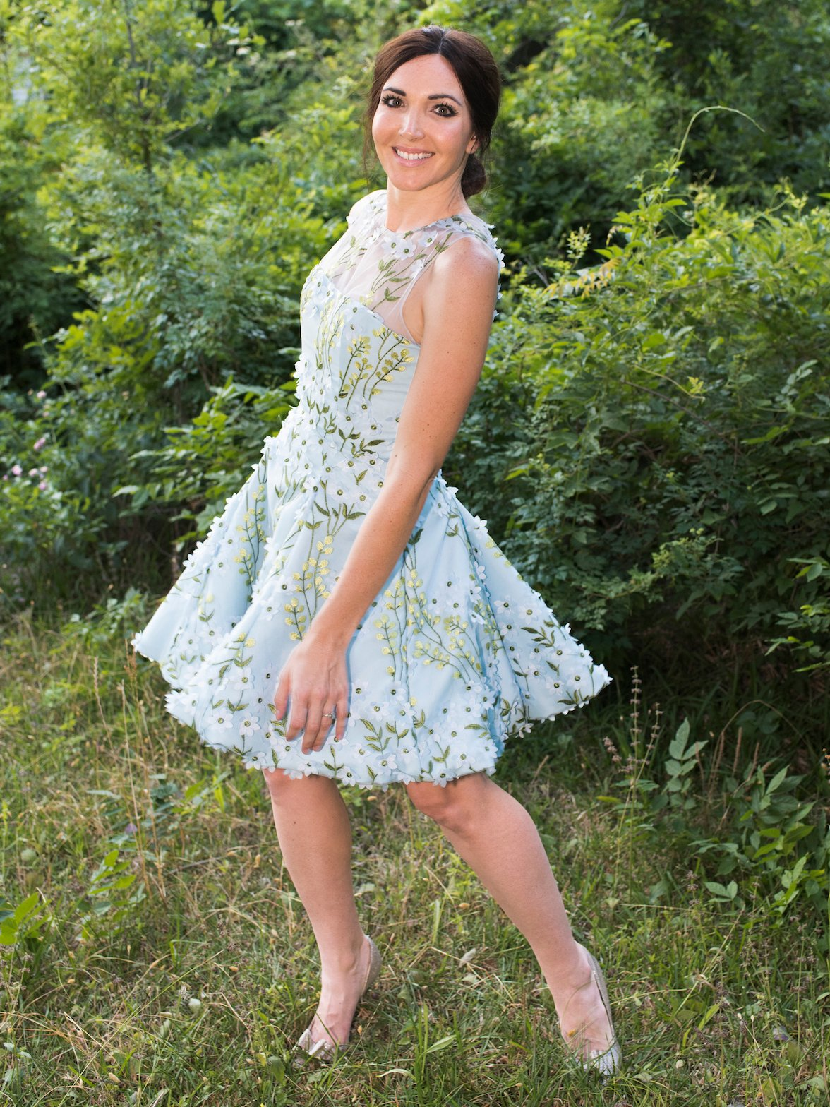 Lilies of the Field - They Bloom Dress Pic 2