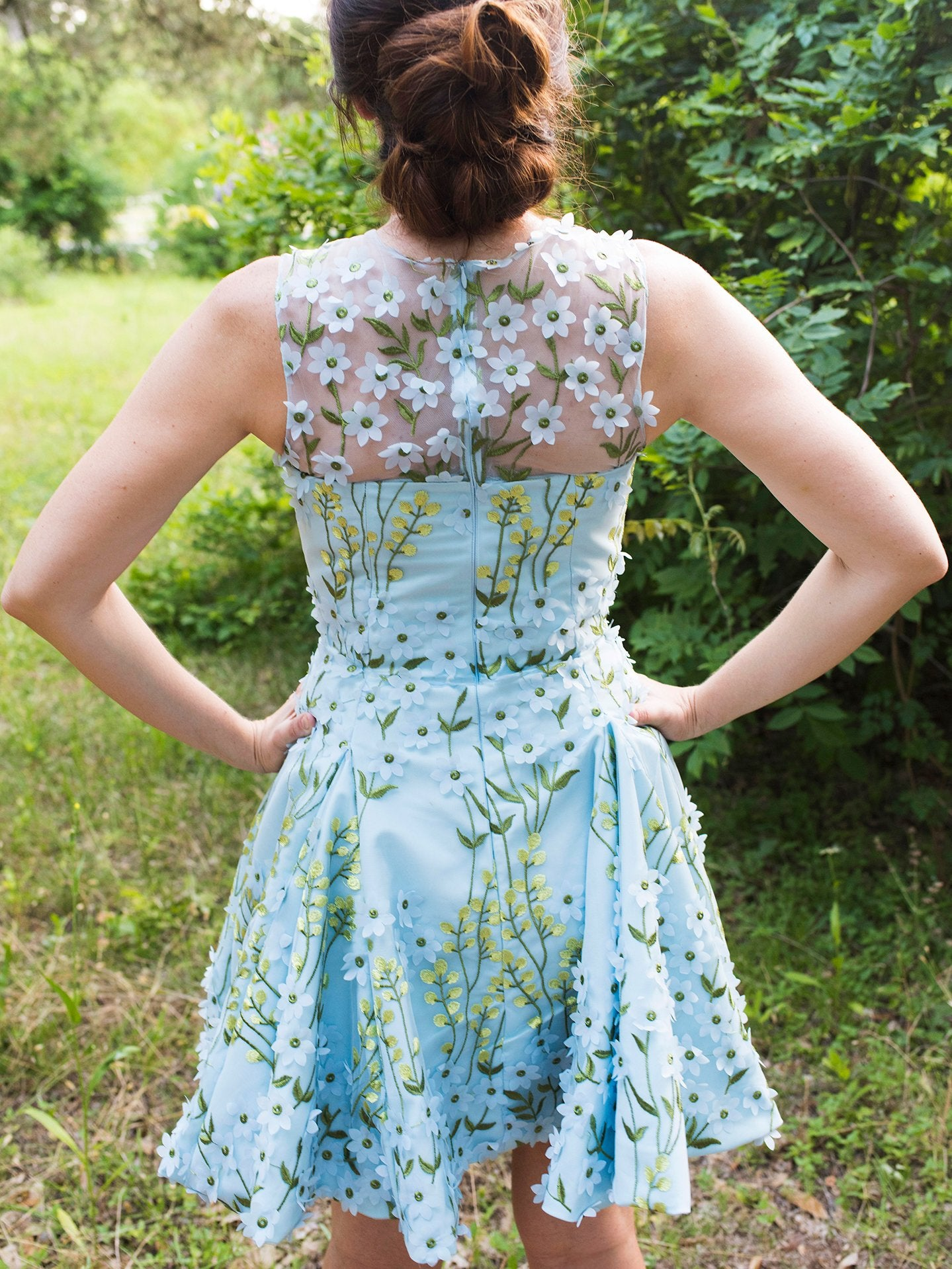 Lilies of the Field - They Bloom Dress Pic 6