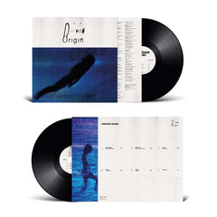 ORIGIN Black Vinyl LP