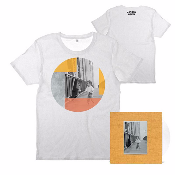 WALLFLOWER LIMITED EDITION CLEAR 2LP (UNSIGNED) + T-SHIRT