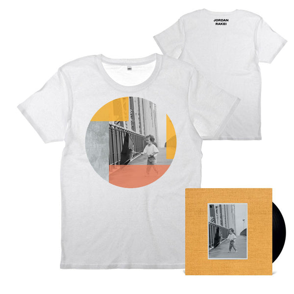 WALLFLOWER 2LP + T-SHIRT