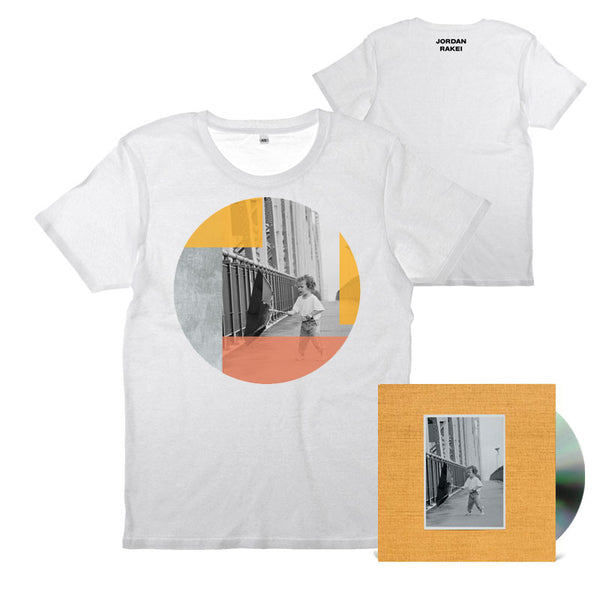 WALLFLOWER CD + T-SHIRT