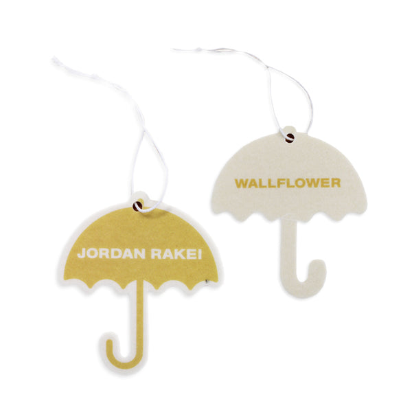 JORDAN RAKEI 'UMBRELLA' AIR FRESHENER