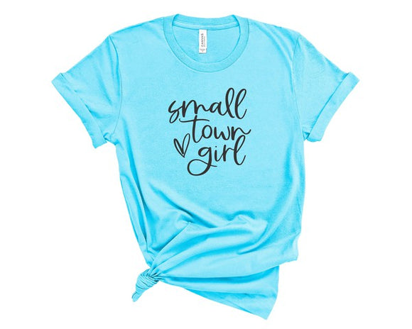 Small Town Girl Tee (Classic & Plus Size)