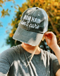 Mom Hair Dont Care Trucker Hat