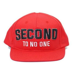 Classic Snapback-Red