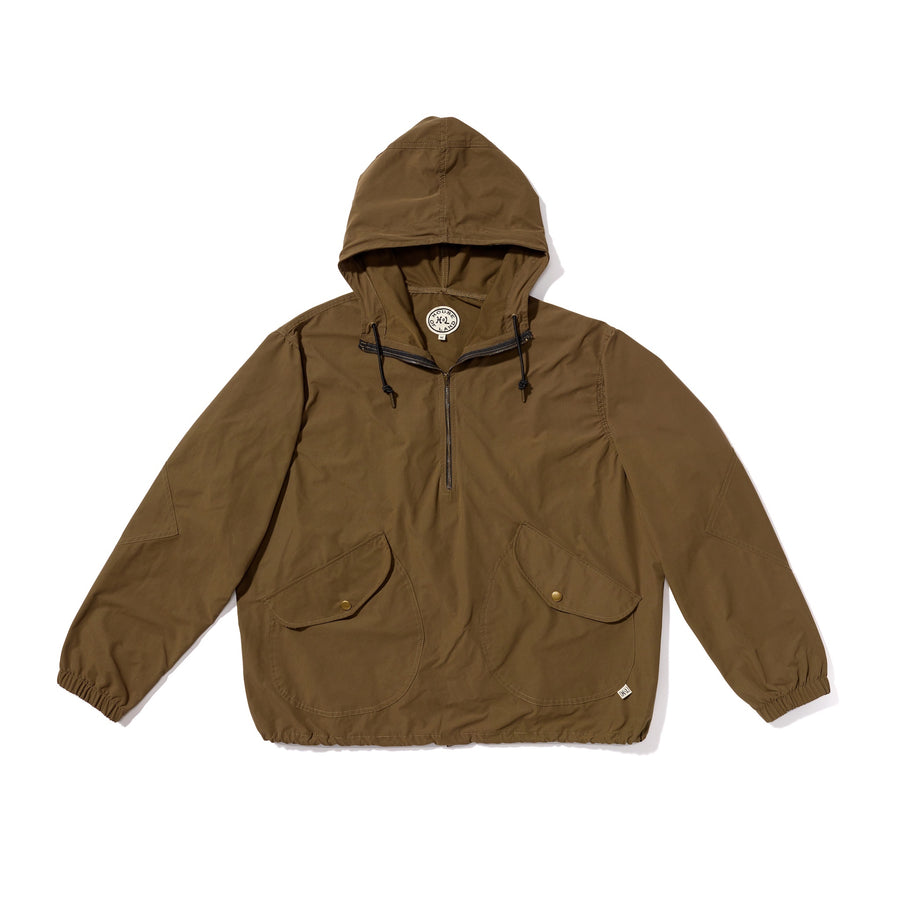Pullover Anorak - Clay