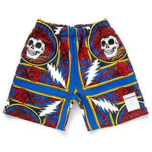 CTM x Grateful Dead Border Bandana Shorts