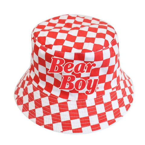 Bear Boy Bucket Hat