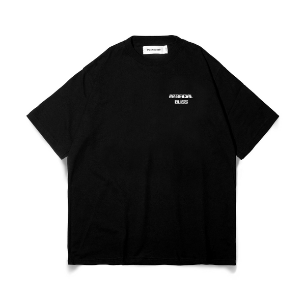 Burned Tee - Black