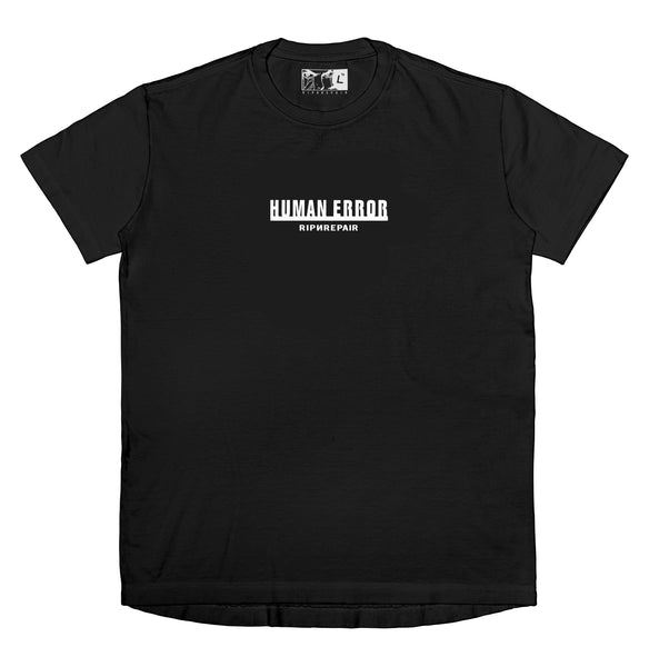 Lost Connection Tee - Black