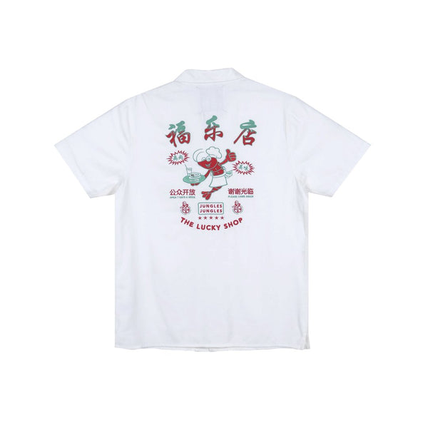 LH x Jungles Shrimp S/S Shirt - Prizm Made