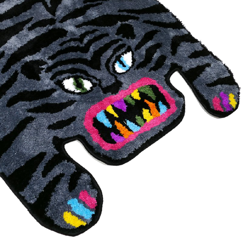 Raw Emotions - 432Hz Ugly Tiger Rug