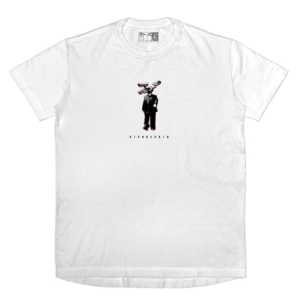 Big Brother Tee - White