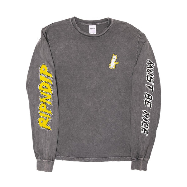Electrify Long-sleeve Tee