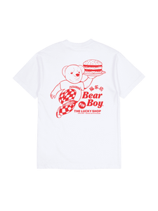 The Lucky Shop T-Shirt White