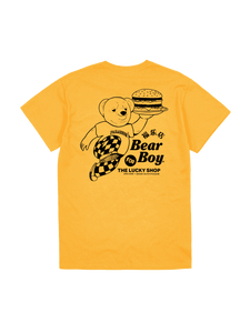 The Lucky Shop T-Shirt Yellow