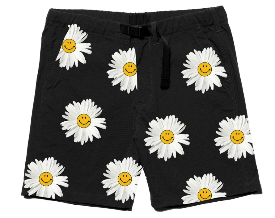 Smile Shorts - Black