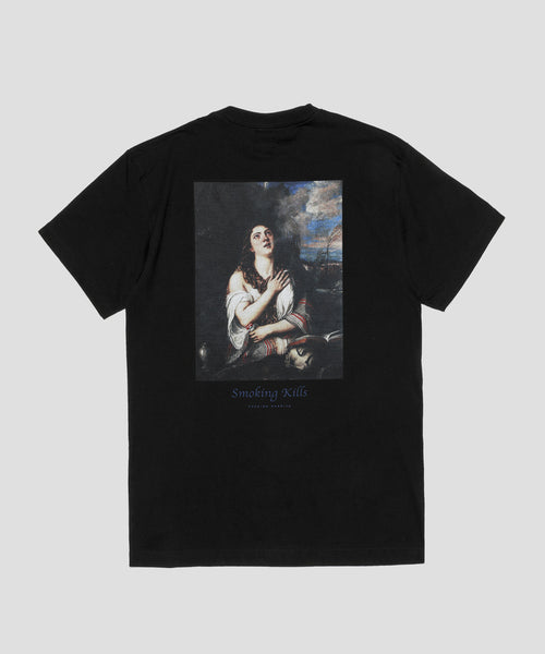 Smokers Tee - Black