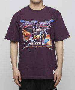 Epic Duel Tee ( Purple )
