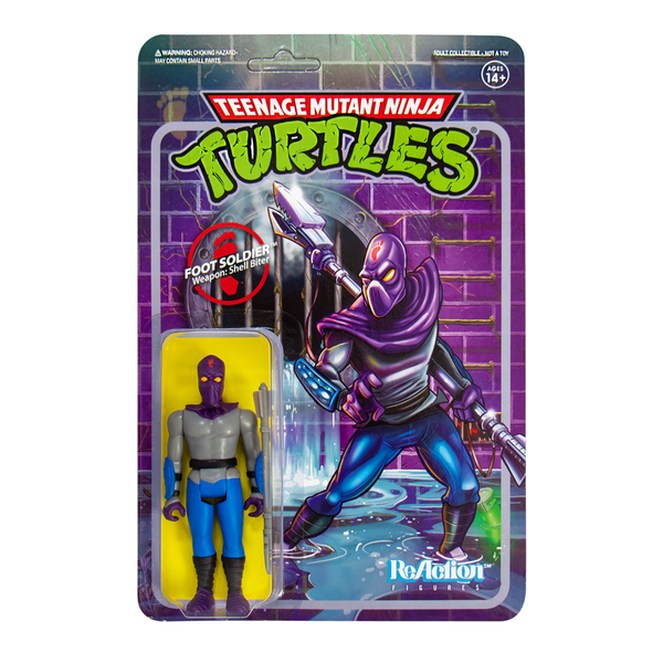 Teenage Mutant Ninja Turtles - Foot Soldier - Prizm Made